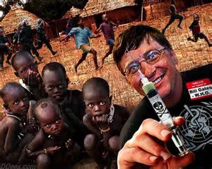 Bill Gates Insane Quest To Sterilize And Depopulate The World