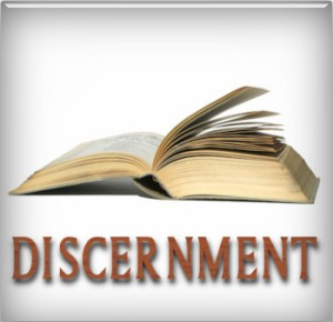 DISCERNMENT55