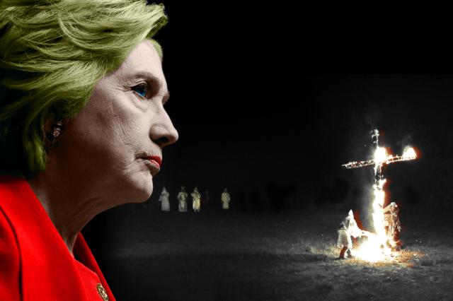 Hillary KKK
