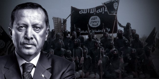 erdogan and ISIS