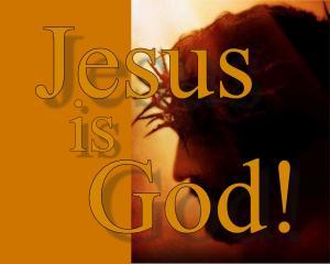 jesus-is-god