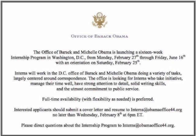 office-of-obama-internship-program